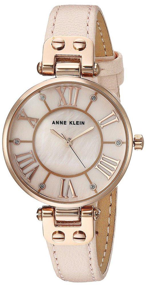 Anne Klein AK-2718RGPK - zegarek damski