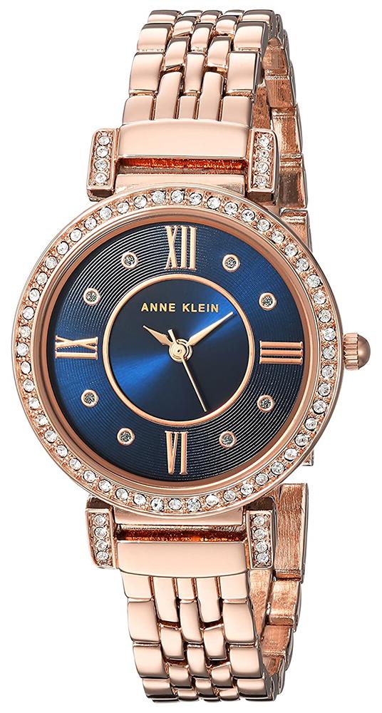 Anne Klein AK-2928NVRG - zegarek damski