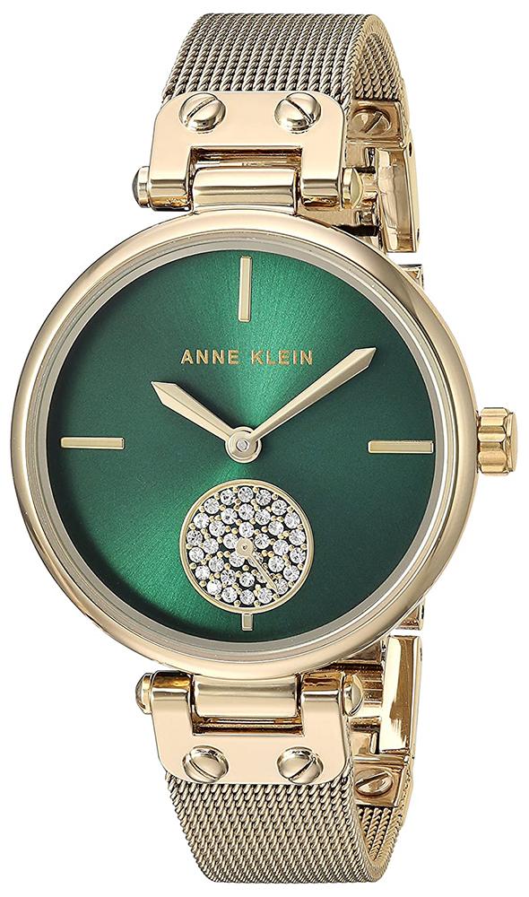 Anne Klein AK-3000GNGB - zegarek damski
