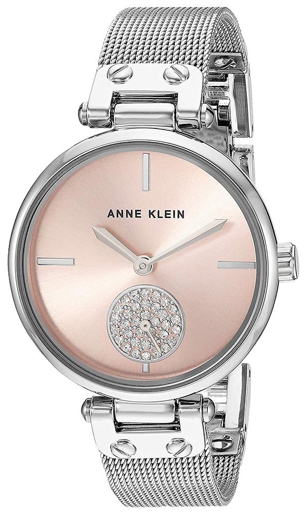 Anne Klein AK-3001LPSV - zegarek damski