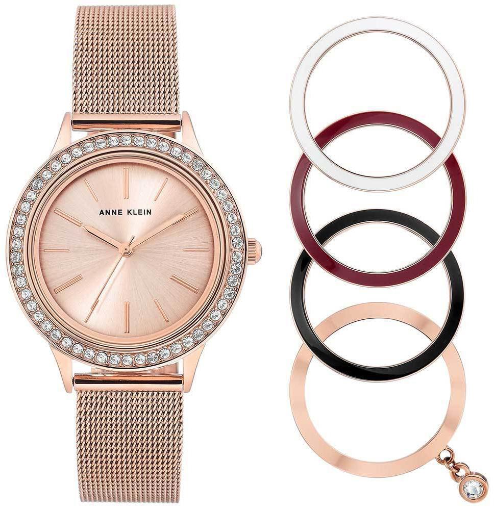 Anne Klein AK-3166INST - zegarek damski