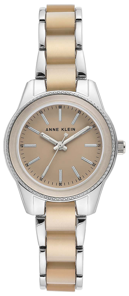 Anne Klein AK-3213TNSV - zegarek damski