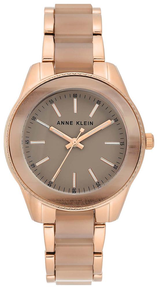 Anne Klein AK-3214TNRG - zegarek damski