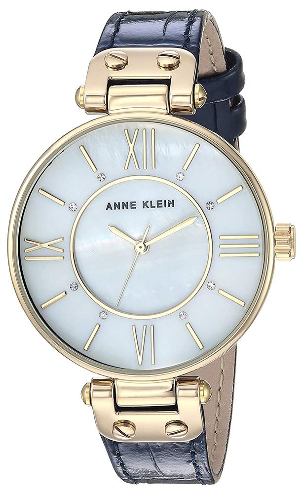 Anne Klein AK-3228MPNV - zegarek damski