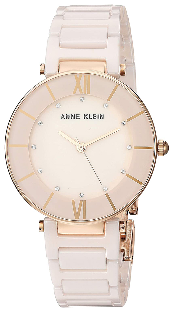 Anne Klein AK-3266LPRG - zegarek damski