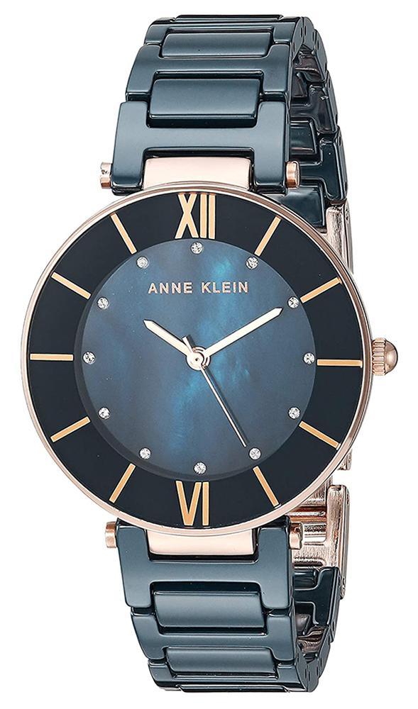 Anne Klein AK-3266NVRG - zegarek damski