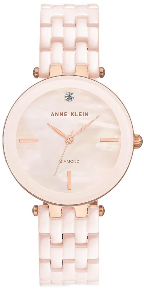 Anne Klein AK-3310LPRG - zegarek damski