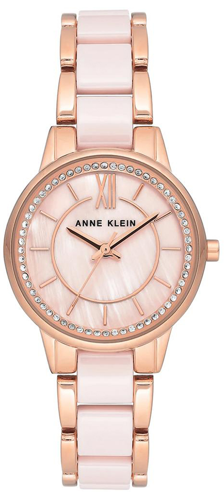 Anne Klein AK-3344LPRG - zegarek damski