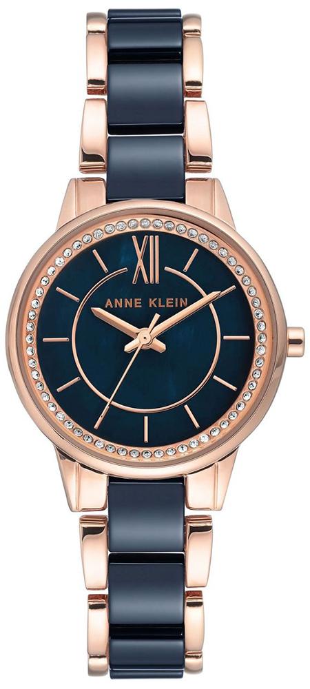 Anne Klein AK-3344NVRG - zegarek damski