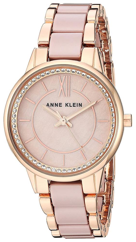 Anne Klein AK-3344TPRG - zegarek damski