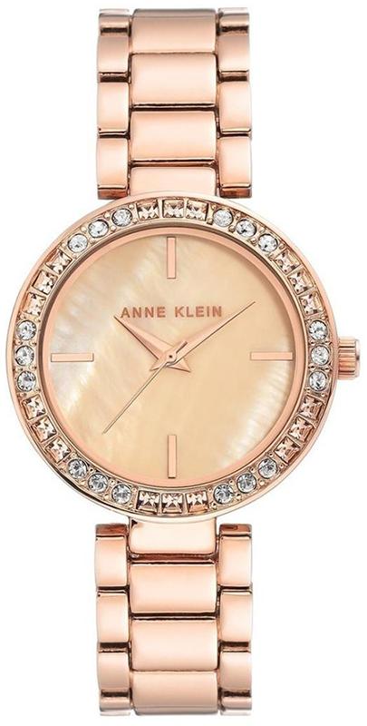 Anne Klein AK-3358PMRG - zegarek damski