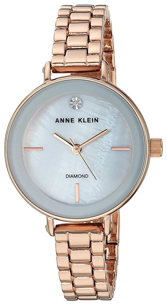 Anne Klein AK-3386LGRG - zegarek damski