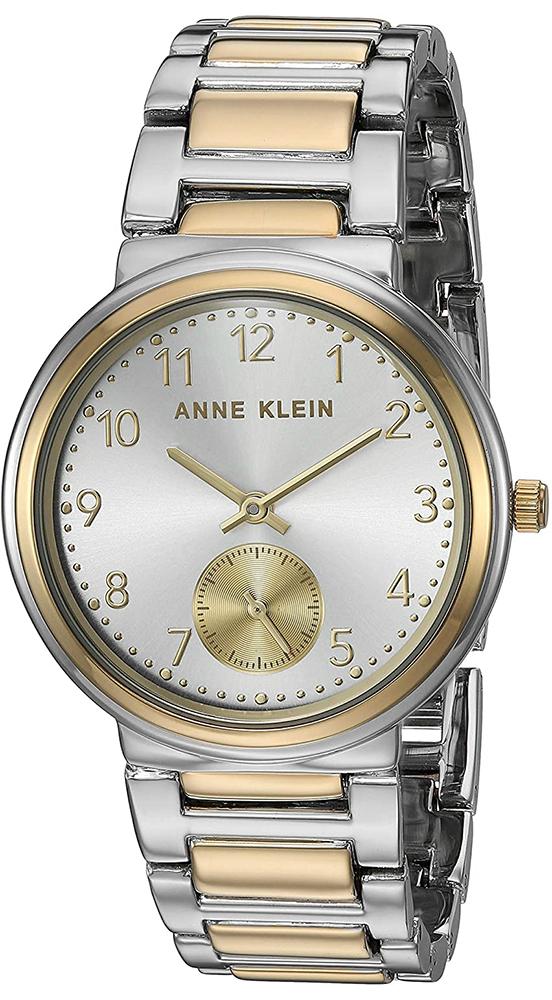 Anne Klein AK-3407SVTT - zegarek damski