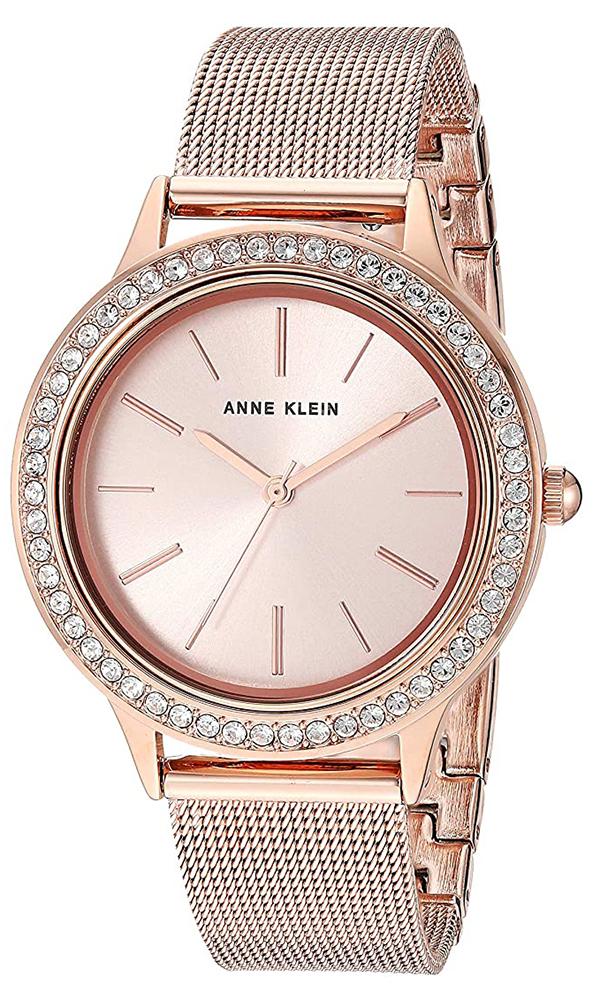 Anne Klein AK-3418RGST - zegarek damski
