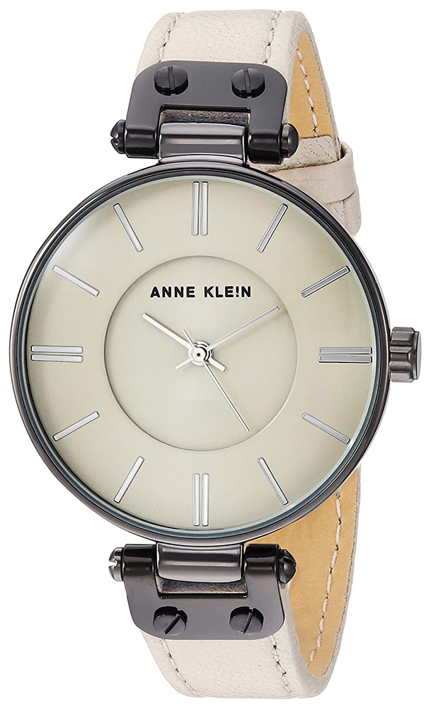 Anne Klein AK-3445GYCR - zegarek damski