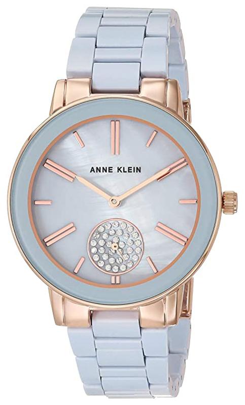 Anne Klein AK-3502LBRG - zegarek damski