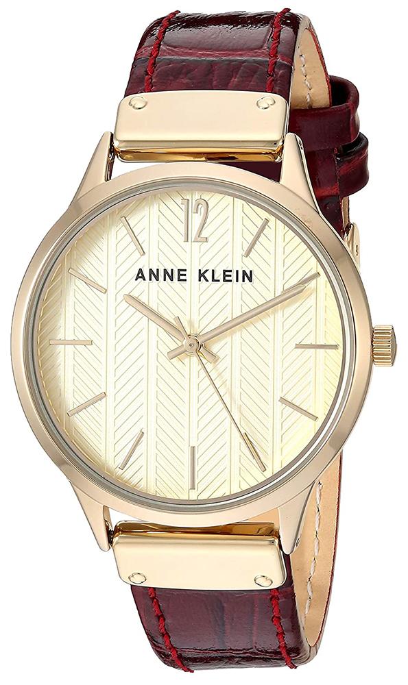 Anne Klein AK-3550CHBY - zegarek damski