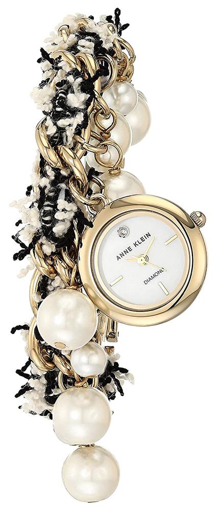 Anne Klein AK-3596GPCH - zegarek damski