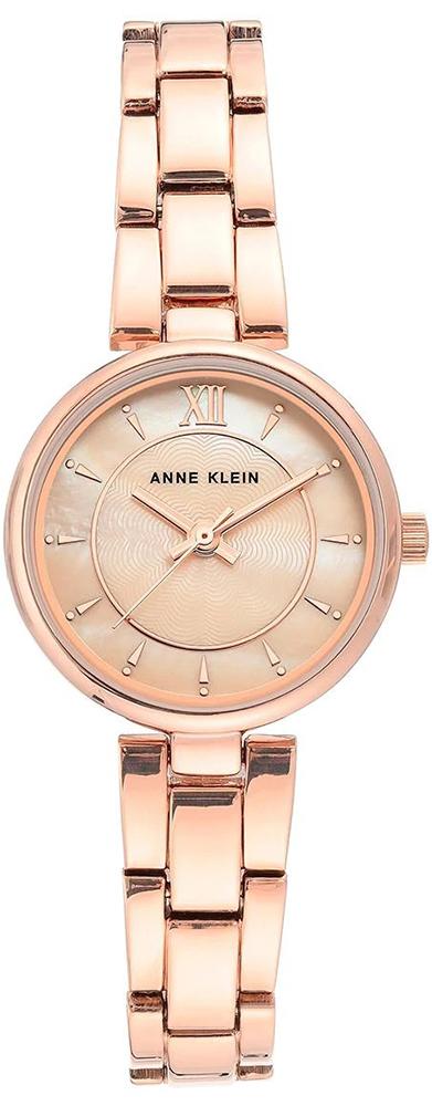 Anne Klein AK-3598BMRG - zegarek damski