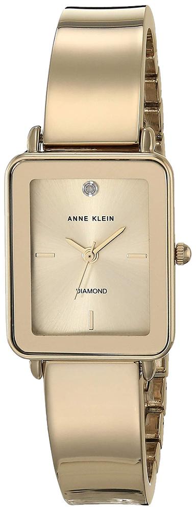 Anne Klein AK-3600CHGB - zegarek damski