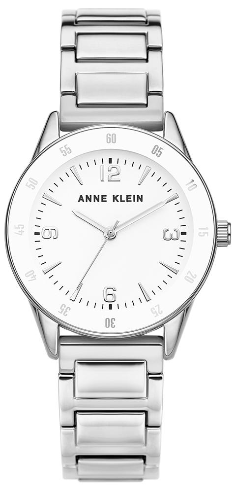 Anne Klein AK-3603WTSV - zegarek damski