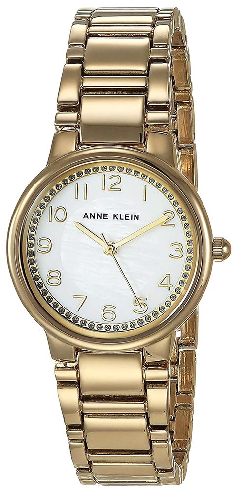 Anne Klein AK-3604MPGB - zegarek damski