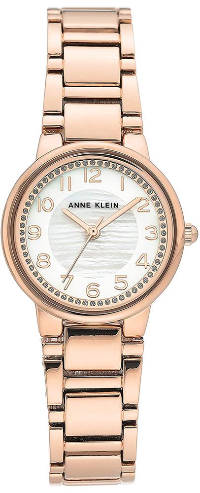 Anne Klein AK-3604MPRG - zegarek damski