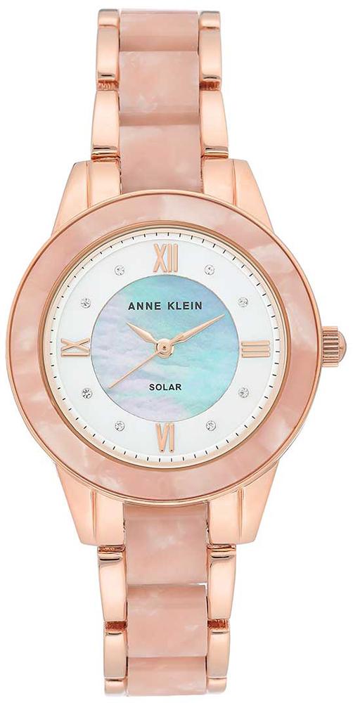 Anne Klein AK-3610RGPK - zegarek damski