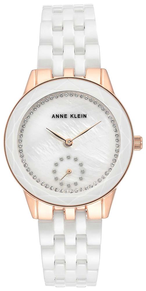 Anne Klein AK-3612WTRG - zegarek damski