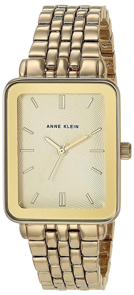 Anne Klein AK-3614CHGB - zegarek damski