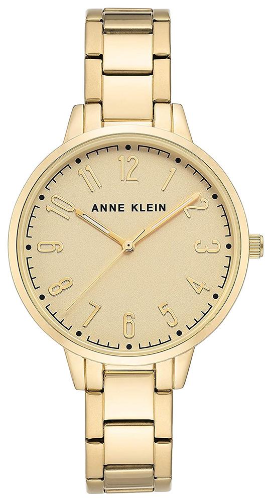 Anne Klein AK-3618CHGB - zegarek damski