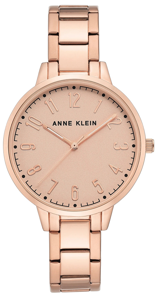 Anne Klein AK-3618RGRG - zegarek damski