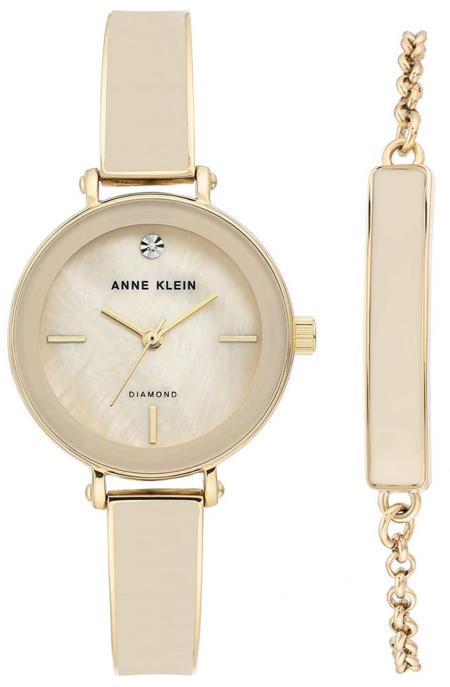 Anne Klein AK-3620CRST - zegarek damski