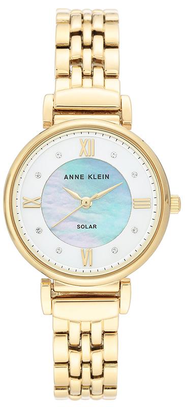 Anne Klein AK-3630MPGB - zegarek damski
