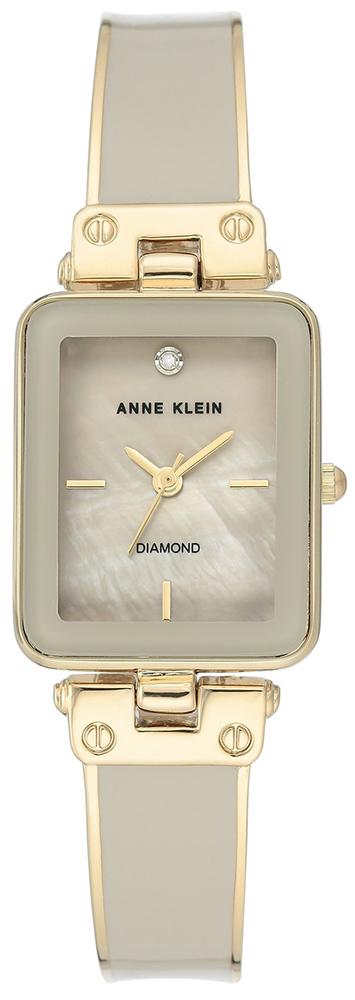 Anne Klein AK-3636TNGB - zegarek damski