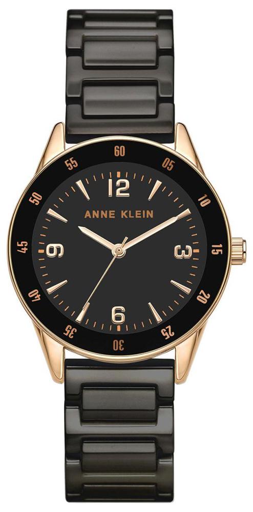 Anne Klein AK-3658RGBK - zegarek damski