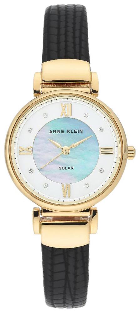 Anne Klein AK-3660MPBK - zegarek damski