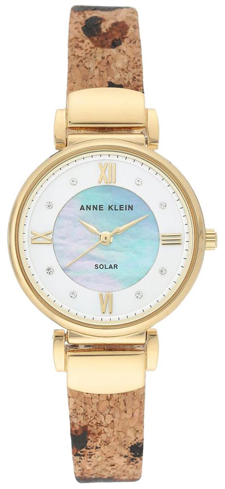 Anne Klein AK-3660MPLE - zegarek damski