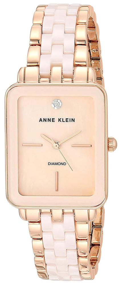 Anne Klein AK-3668LPRG - zegarek damski