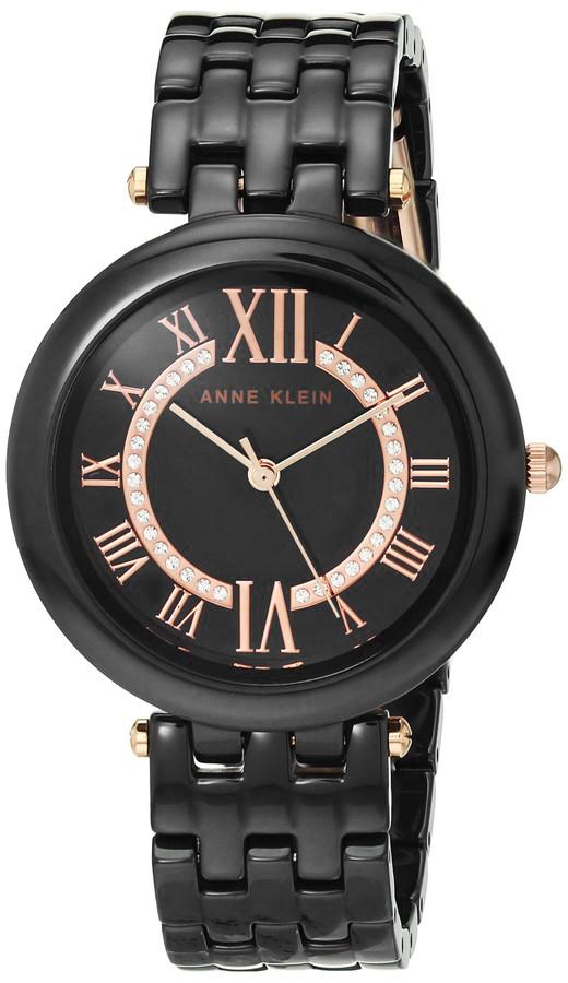 Anne Klein AK-3670NVRG - zegarek damski