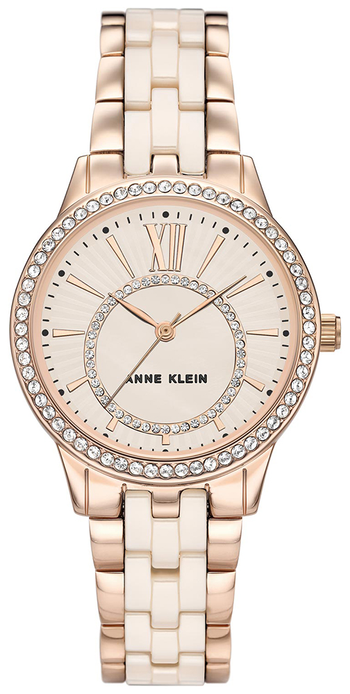 Anne Klein AK-3672LPRG - zegarek damski