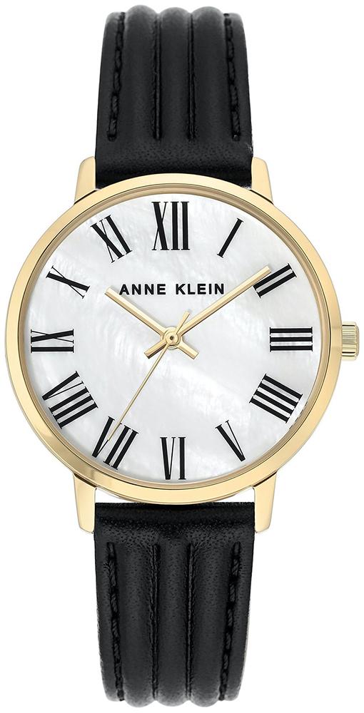 Anne Klein AK-3678MPBK - zegarek damski