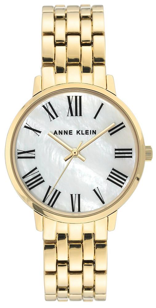 Anne Klein AK-3680MPGB - zegarek damski
