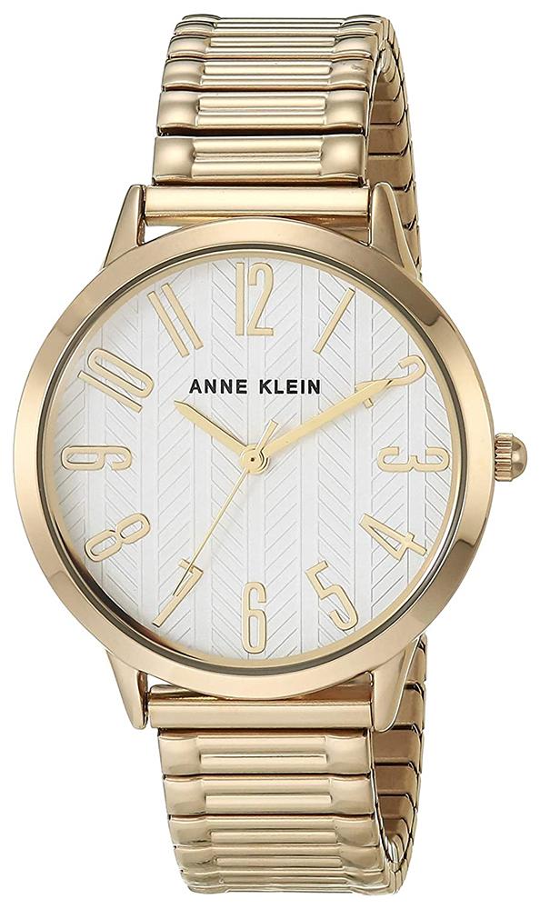 Anne Klein AK-3684SVGB - zegarek damski
