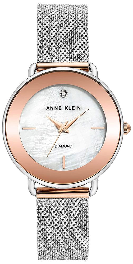 Anne Klein AK-3687MPRT - zegarek damski