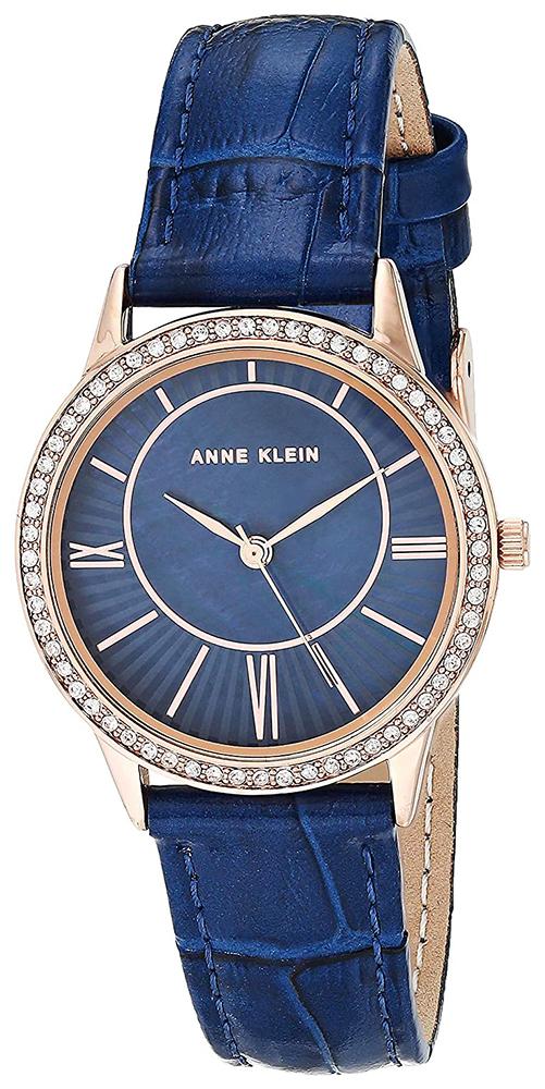 Anne Klein AK-3688RGNV - zegarek damski