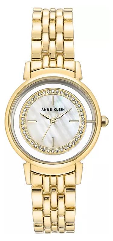 Anne Klein AK-3692MPGB - zegarek damski
