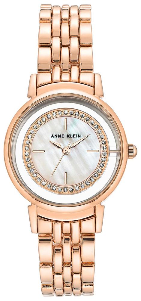Anne Klein AK-3692MPRG - zegarek damski