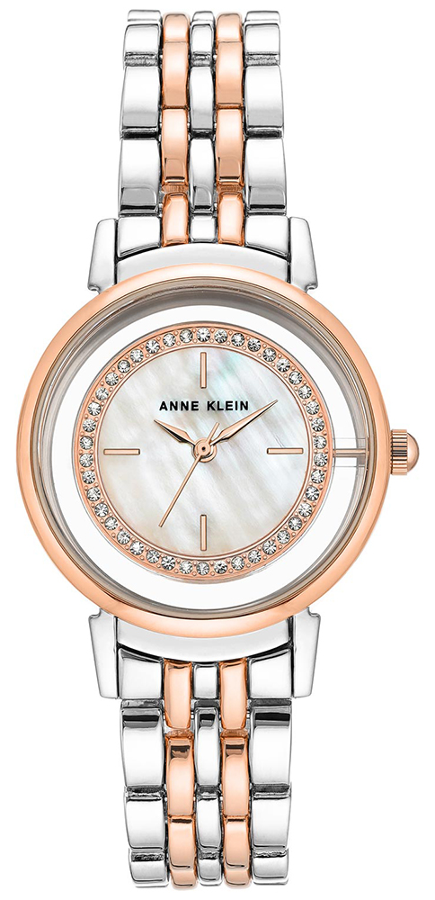 Anne Klein AK-3693MPRT - zegarek damski