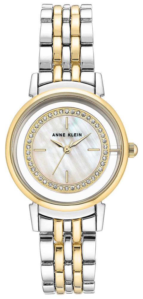 Anne Klein AK-3693MPTT - zegarek damski